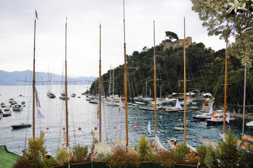 IoanaVesa_destinatii_travel_blog_portofino_harbour_castello_italia