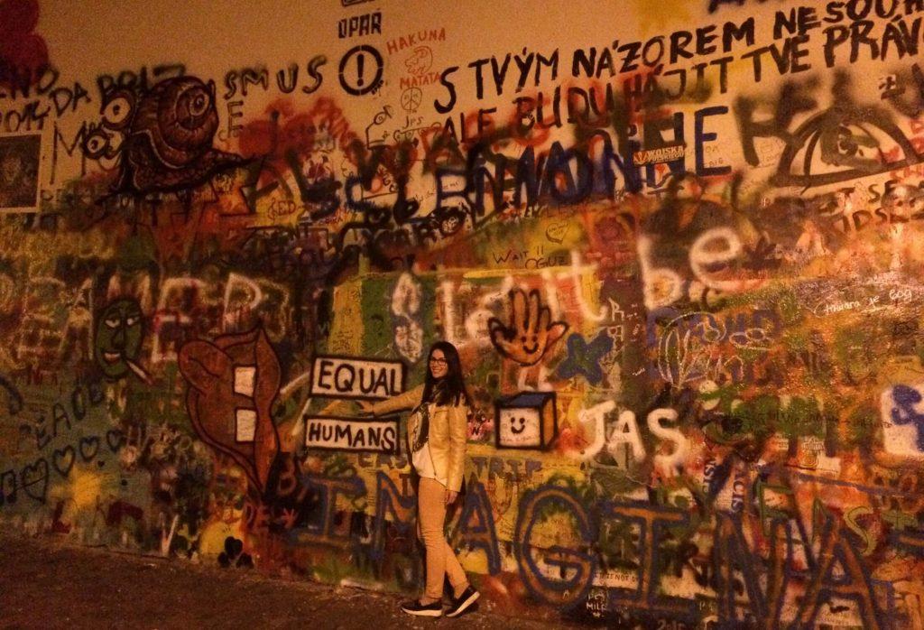 lennon wall prague 1