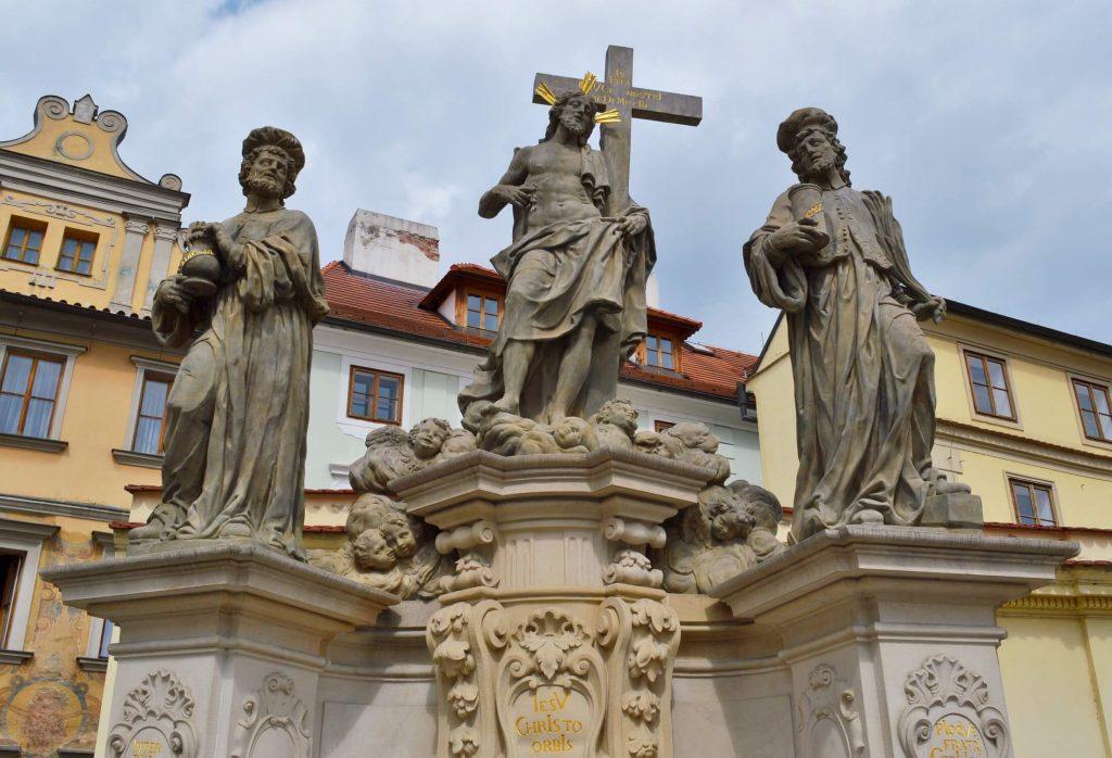 praga - podul carol 4