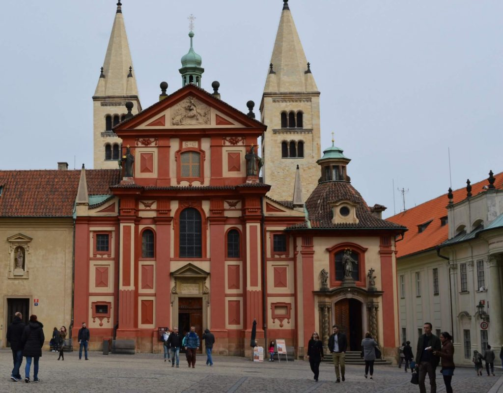 st george's basilica prague