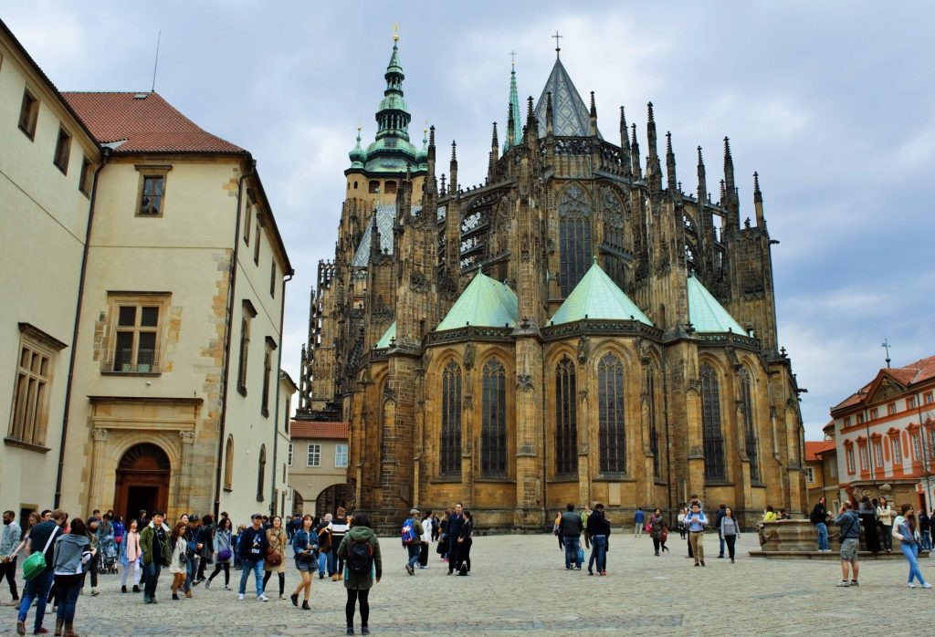 st vitus cathedral prague 1