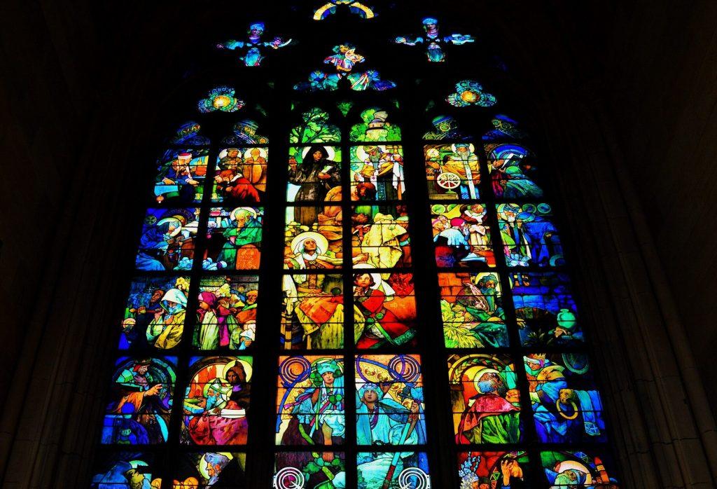 st vitus cathedral prague 2