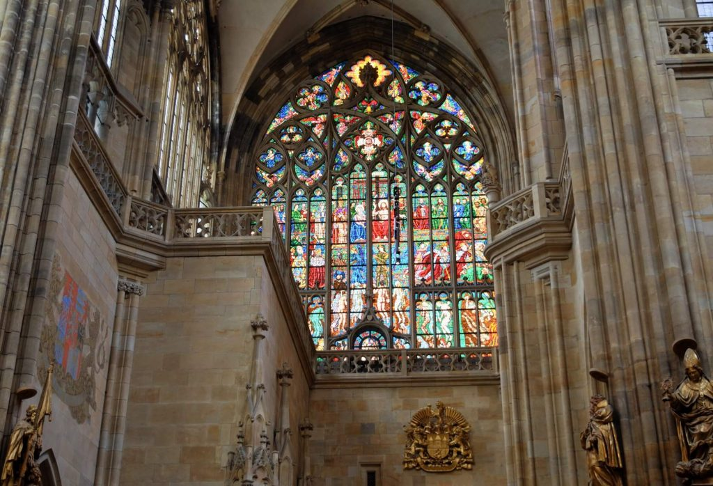 st vitus cathedral prague 4