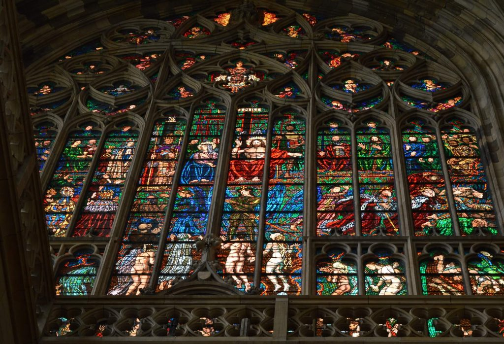 st vitus cathedral prague 9