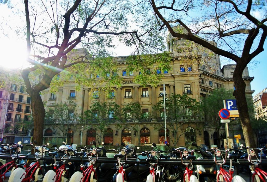 Caixa Catalunya, Barri Gotic, Barcelona