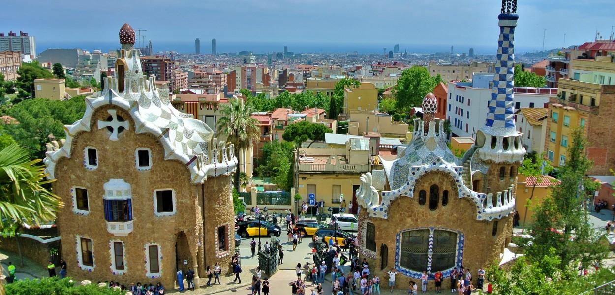 BARCELONA – Oraşul lui GAUDI