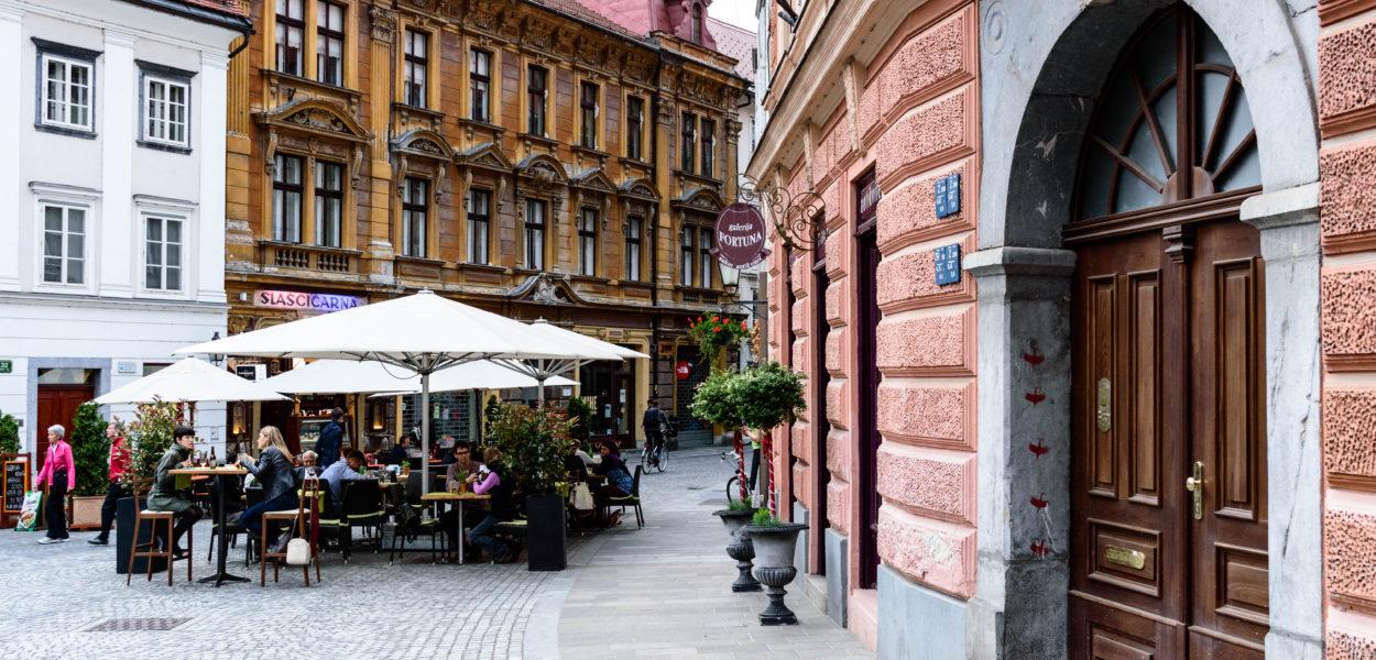 Prea putin timp in Ljubljana